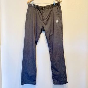 Volcom | Charcoal Grey Modern Casual Dress Pants